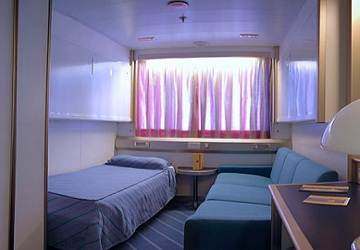 recensione e guida del traghetto corsica sardinia ferries mega express. Black Bedroom Furniture Sets. Home Design Ideas