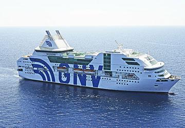 Gnv grandi navi veloci prenotazione traghetti orari for Grandi arredi bari